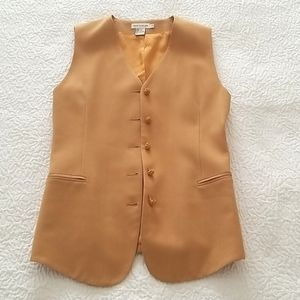 Ann Taylor wool vest Size 2